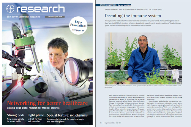 Bayer Research Magazine